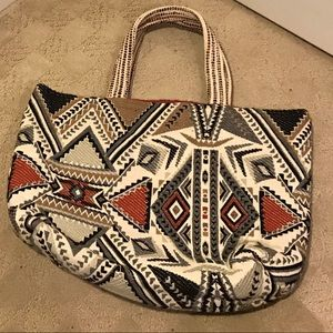 🍁🙌🏻  Gorgeous Tribal Tote Bag- NEW
